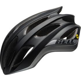 Bell Formula MIPS Casco, matte/gloss black/gray